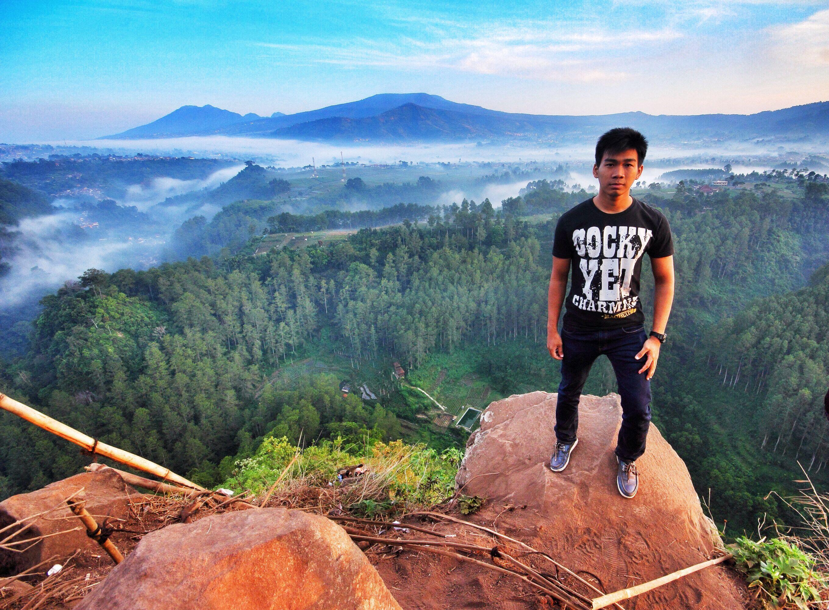 Tebing Keraton Bandung West Java Indonesia Tebingkeraton Jawabarat Taman Nuart