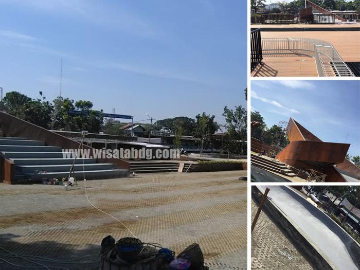 Alun Cicendo Bakal Jadi Tempat Wisata Favorit Bandung Kab