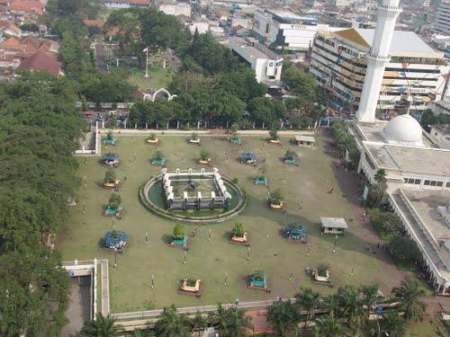Alun Kota Bandung Kab