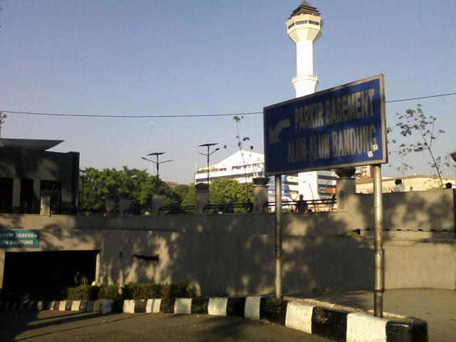 Berita Bandung Pkl Basement Alun Ancam Kembali Keluar Kab