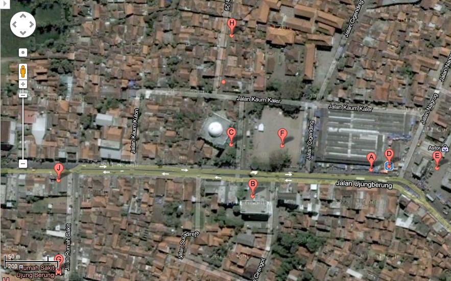 Geografi Umum Belajargeografi Blog Sumber Alun Bandung Kab