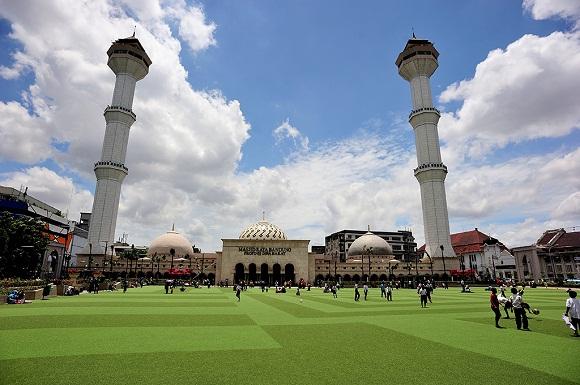 Kota Bandung Alun Jadi Tempat Penguatan Budaya Disbudpar Kab