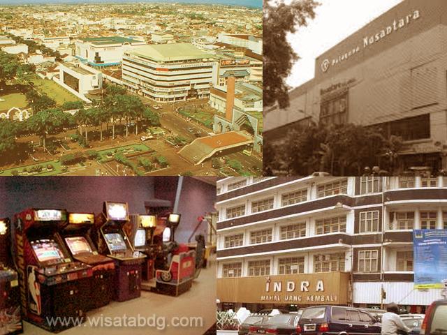 Nostalgia Ulin Alun Bandung 80 Wisata Foto Kab