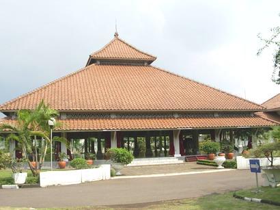 Pendopo Kabupaten Bandung Dinas Pariwisata Kebudayaan Provinsi Alun Kab