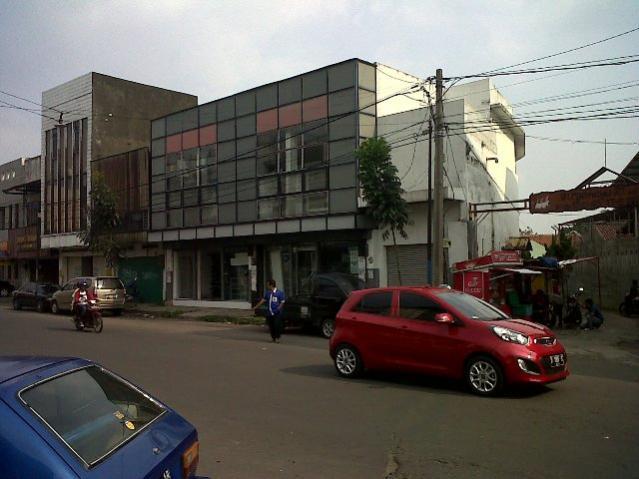 Ruko Dijual Pungkur Raya Dekat Otista Alun Bandung Gedung Rumah