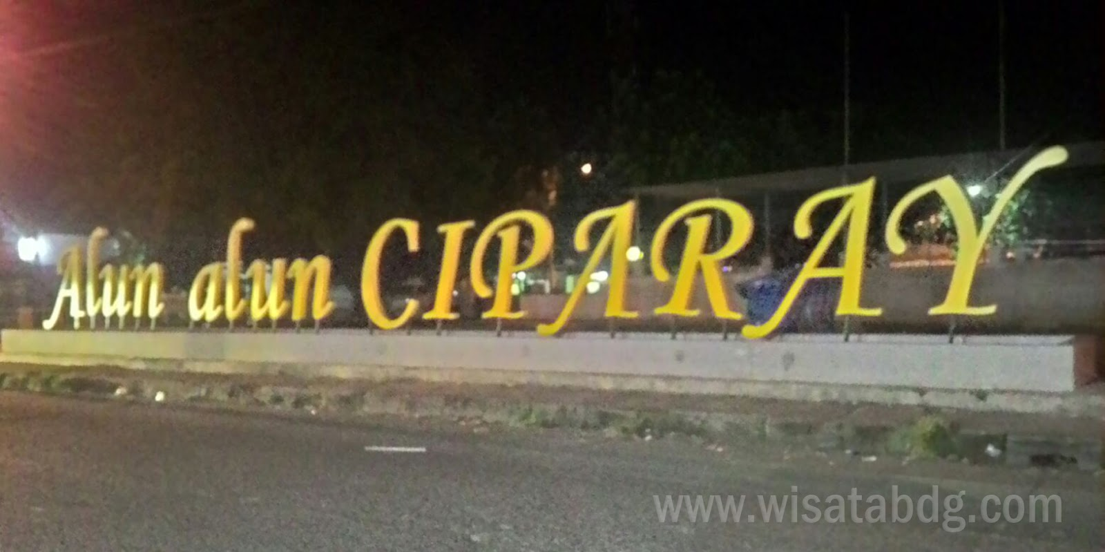 Taman Alun Ciparay Bersiap Jadi Tempat Wisata Warga Kab Bandung
