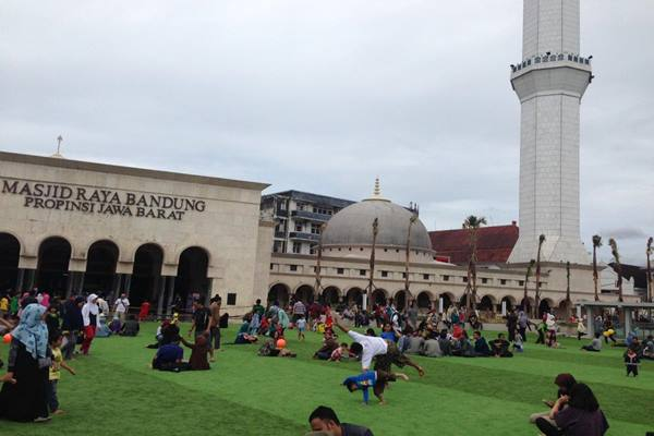 Wow Alun Kota Bakal Lebih Megah Bandung Pkskotabandung Kab