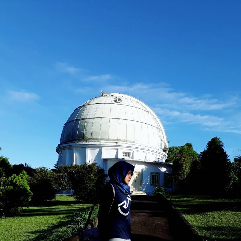 105 Tempat Wisata Bandung Wajib Dikunjungi Bosscha Observatory Kab