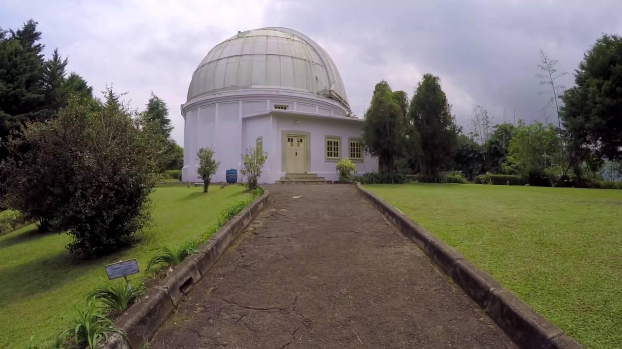 15 Tempat Wisata Bandung Sekitarnya Populer Murah Bosscha Observatory Kab