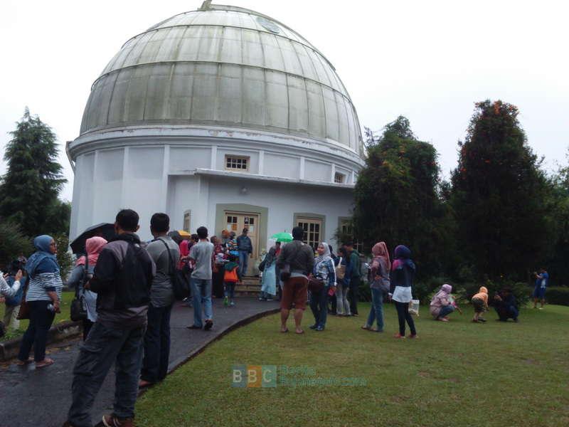 Belajar Astronomi Datang Bosscha Bandung Berita Bojonegoro Observatory Kab