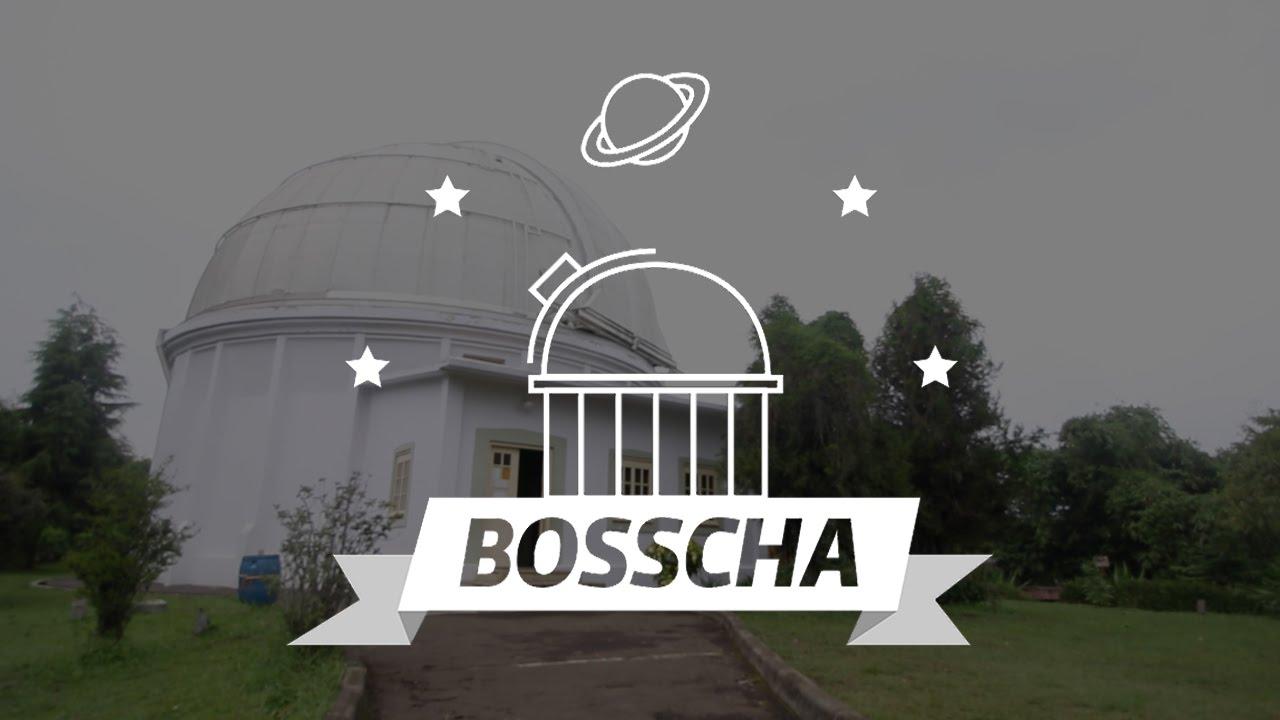Bosscha Observatory Lembang Bandung Wisata Youtube Kab