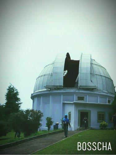 Bosscha Observatory Reviews Bandung Indonesia Skyscanner Located 15 Km Northward