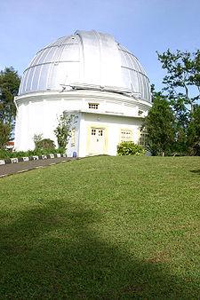 Bosscha Observatory Wikipedia 2003 Jpg Organization Institut Teknologi Bandung Kab