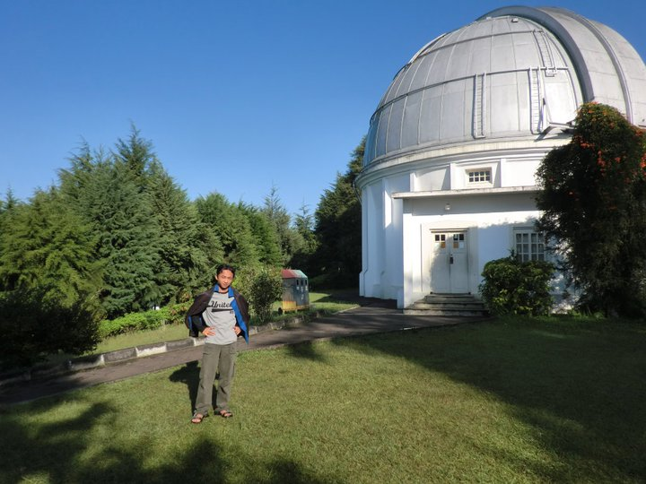 Forsalim Bandung Bosscha Observatory Website Faculty Mathematics Natural Sciences Institute