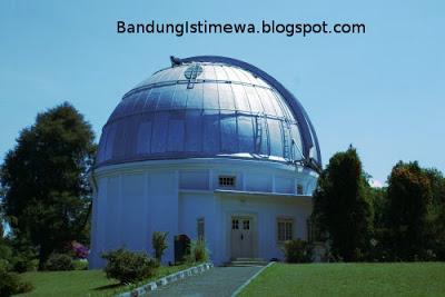Informasi Tempat Wisata Bandung Observatorium Bosscha Observatory Kab