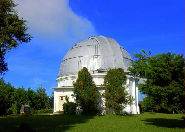 Kunjungan Industri Observatorium Bosscha Lembang Minsucikaler Blog Laporan Observatory Kab