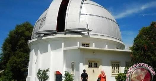 Lapan Bangun Observatorium Kupang Kbr Bosscha Observatory Kab Bandung
