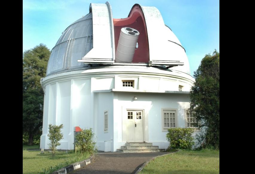 Liburan Sambil Belajar Observatorium Bosscha Merahputih Observatory Kab Bandung