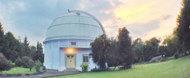Objek Wisata Edukasi Observatorium Bosscha Lembang Observatory Kab Bandung