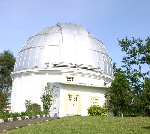 Observatorium Boscha Bandung Belajar Mengenal Semesta Oleh Hefni Bosscha Observatory