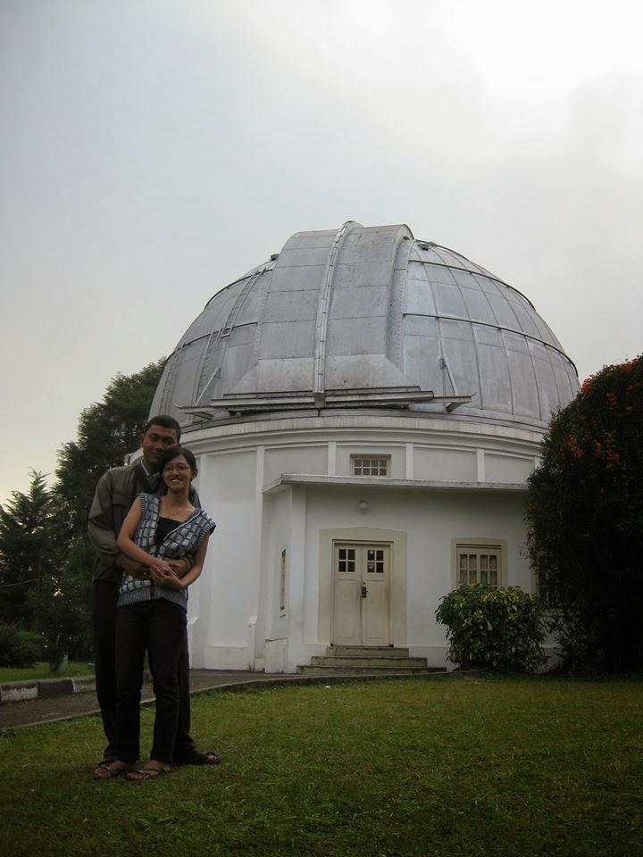 Observatorium Bosscha Bulan Bintang Kau Jumpai Setelah Institut Teknologi Bandung