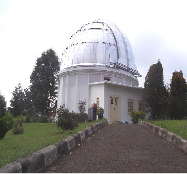 Observatorium Bosscha Dinas Pariwisata Kebudayaan Provinsi Jawa Observatory Kab Bandung