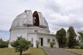 Observatorium Bosscha Menjawab Fenomena Langit Denimulyanasasmita Observatory Kab Bandung