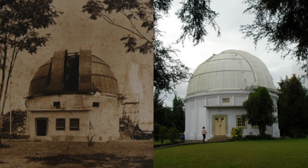 Observatorium Pengganti Bosscha Dibangun Kupang Ntt Tekno Bandung Jawa Barat