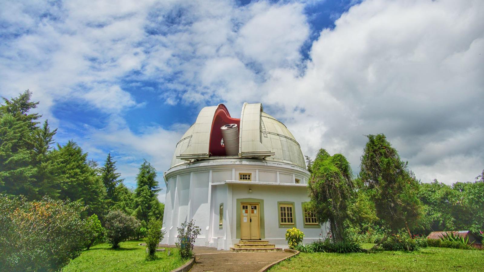 Portal Wisata Kbb Kabupaten Bandung Barat Observatorium Bosscha Lembang Observatory