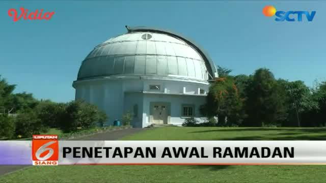 Teropong Khusus Pantau Hilal Observatorium Bosscha News Liputan6 Observatory Kab