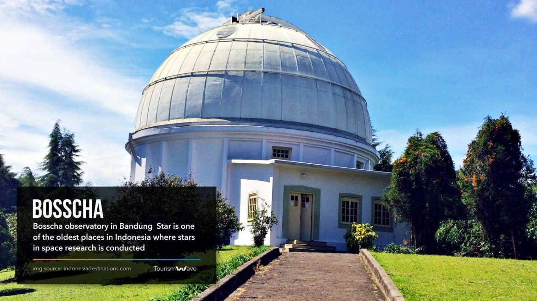 Vacation Stars Bosscha Observatory Blog Tourismwave Kab Bandung