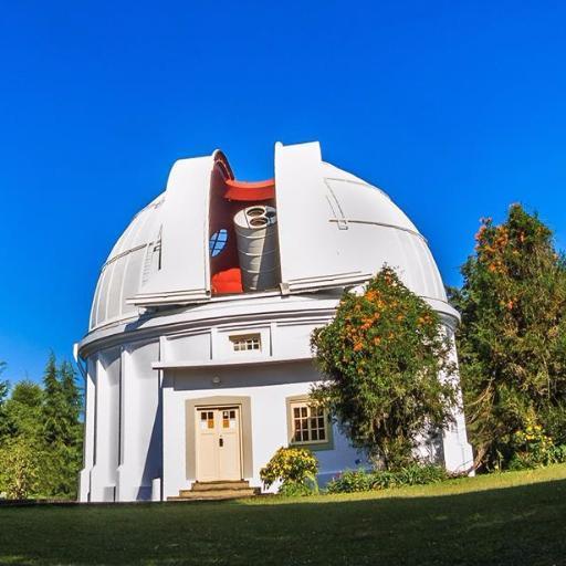 Wisata Edukasi Observatorium Bosscha Bandung Jawa Barat Observatory Kab