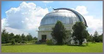 Wisata Edukasi Teropong Bintang Bosscha Tempat Populer Observatory Kab Bandung
