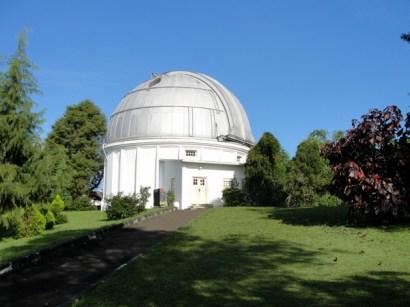 Wisata Edukasi Teropong Bintang Observatorium Bosscha Tempat 2 Observatory Kab