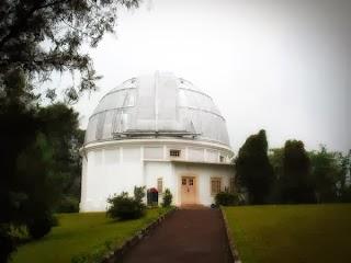 Wisata Teropong Bintang Bosscha Lembang Bandung Gravity Adventure Observatory Kab