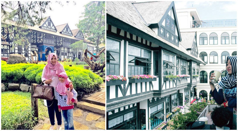 19 Fun Family Bandung Knew Existed Farm House Located Smack