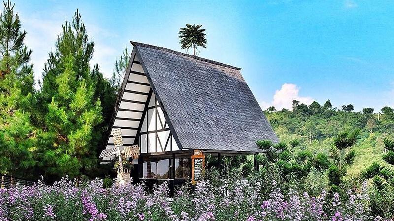5 Tempat Wisata Lembang Bandung Wajib Dikunjungi Pikniek Farm House