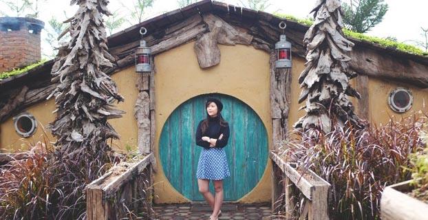 Berkunjung Farmhouse Lembang Pecinta Alam Indonesia Bandung Kab