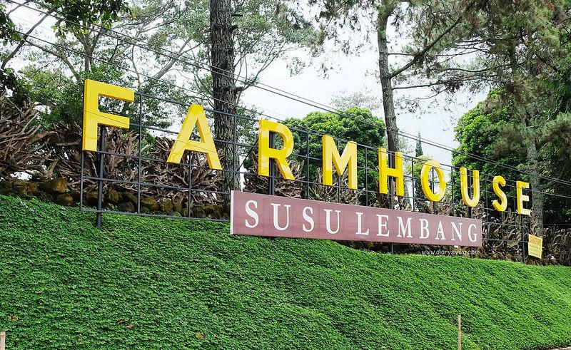 Farmhouse Susu Lembang Harga Tiket Alamat Wisata Bandung Kab
