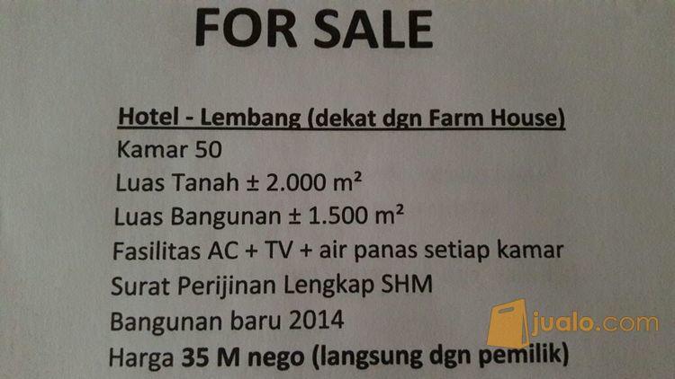 Hotel Lembang Dekat Farm House Kab Bandung Barat Jualo Deka