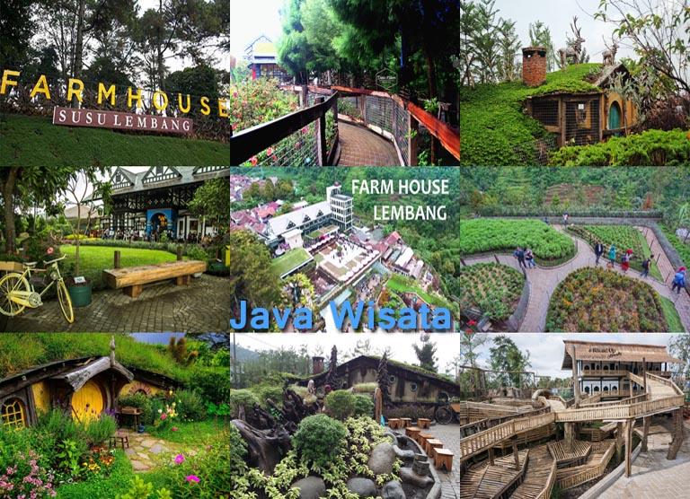 Info Wisata Sekilas Farmhouse Lembang Bandung Kab