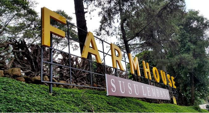 Lokasi Rute Harga Tiket Fasilitas Wisata Farmhouse Lembang Susu Bandung