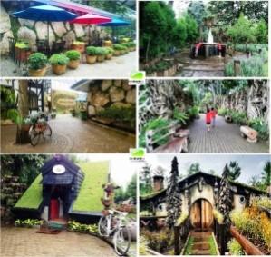 Paket Wisata Farmhouse Lembang Termurah Fullday Lembangtour Kab Bandung