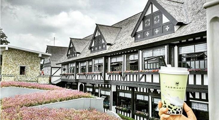 Tempat Wisata Bandung Asyik Buat Liburan Akhir 2017 Farmhouse Lembang