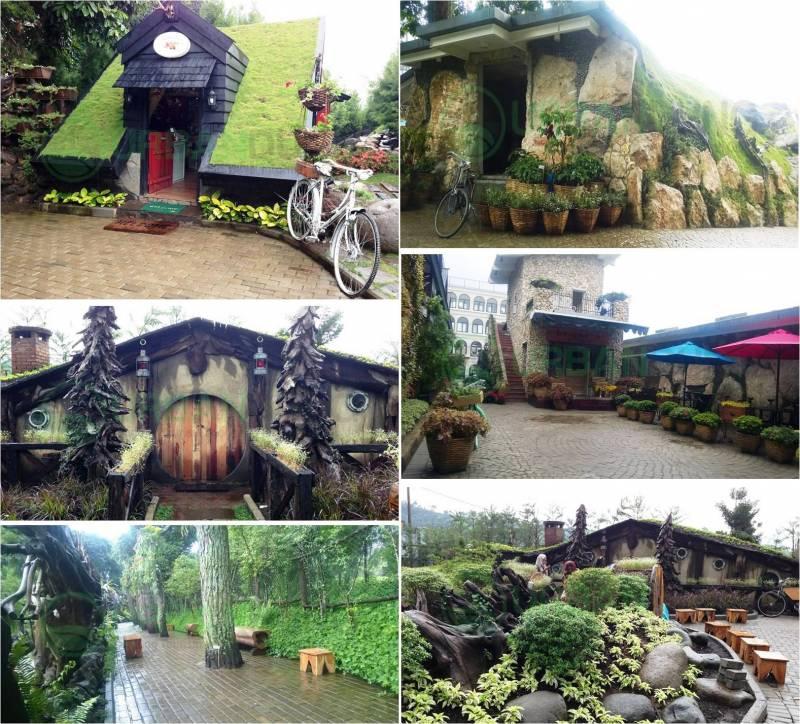Tour Murah Bandung Utara Farm House Farmhouse Lembang Kab
