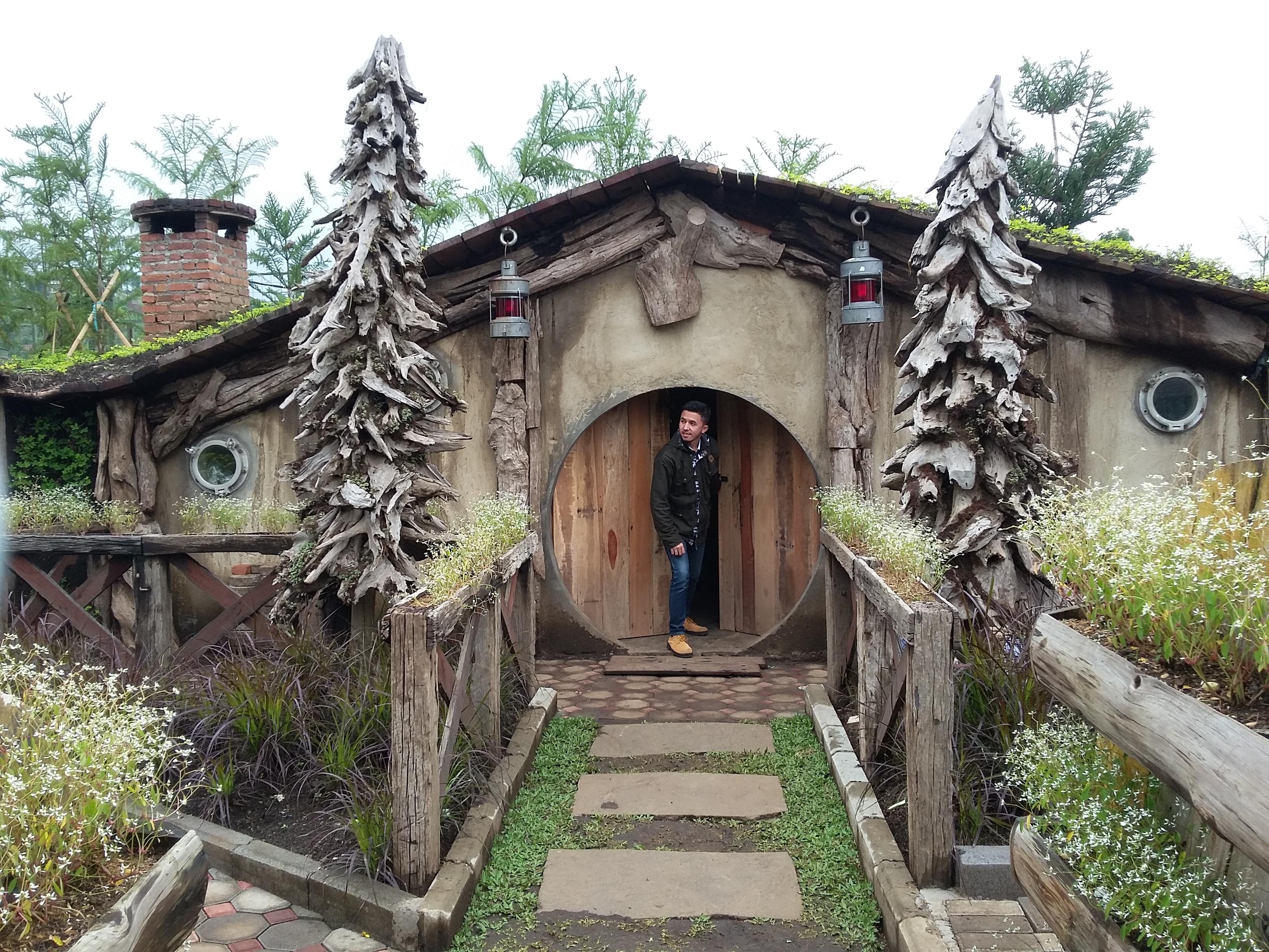 Wisata Bandung Farmhouse Dieng Ngawi Lembang Kab