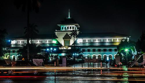 Gedung Sate Bandung Kab