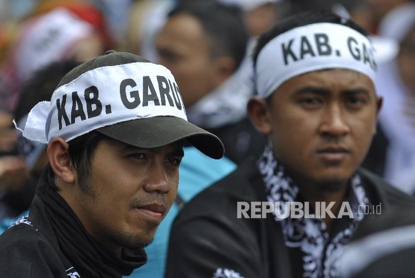 Guru Honorer Kabupaten Bandung Minta Diakui Bupati Sejumlah Jawa Barat