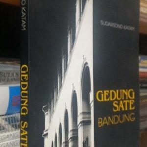 Jual Sejarah Gedung Sate Bandung Lapak Ragam Buku Kab