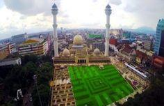 Keindahan Gedung Sate Bandung Bidikan Foto Wisata Alifta Anggraini Google